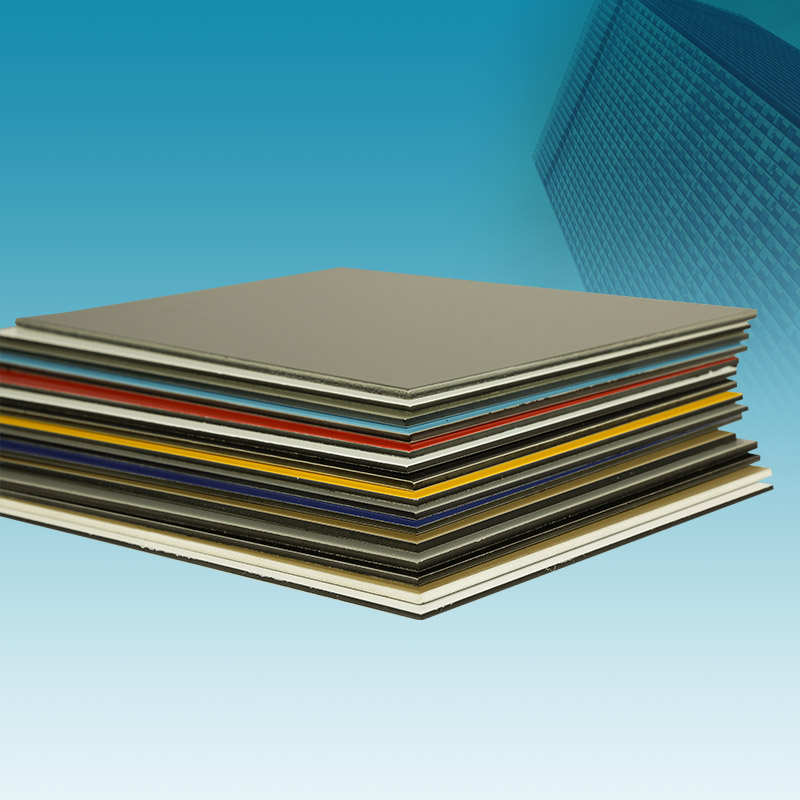 ALUMINUM COMPOSITE PANEL SHEETS FOR BUILDING