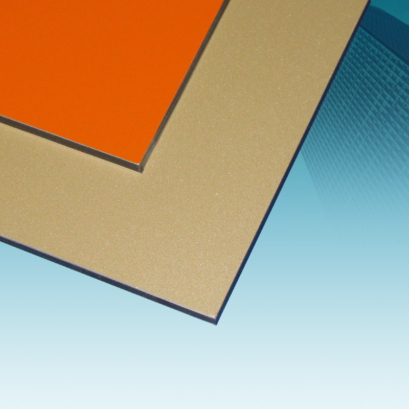 FEVE COATED ALUMINUM COMPOSITE PANEL FOR SIGN